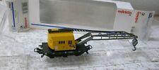 S56  Märklin  4671 .3 Kranwagen