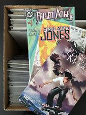 Gros Lot Comics VO : DC / Vertigo / Wildstorm (avec shortbox)