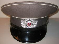 East German GDR NVA army Hat Cap  size 56