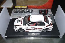 MITSUBISHI LANCER EVO VIII JADA TOYS 1/18 IMPORT RACER