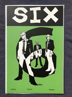 Six #1 - Image Comics (2004) - Oeming - Optioned for TV by Amazon!