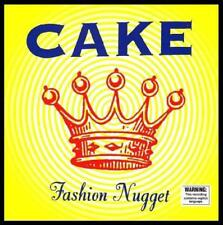 Cake - Fashion Nugget [New & Sealed] CD
