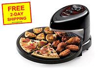 Presto Pizzazz Plus Rotating Oven 03430 Bake Pizza