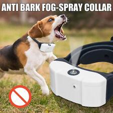 Anti-bark Pet Training Fog-spray Mist Spray No Barking Spray Collar Stop Barking