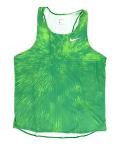 Nike Women's Digital Race Day Elite Running Singlet Sz. Medium NEW 835961-377