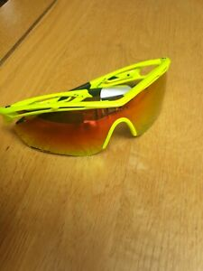 Rudy Project Tralyx Yellow Fluo Cycling Sunglasses