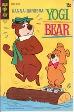 YOGI BEAR (GOLD KEY) 41 VF-NM July 1970 COMICS BOOK