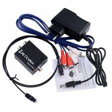 Audio DAC Convertitore Digitale Analogico Coassiale Toslink o SPDIF a RCA R/L