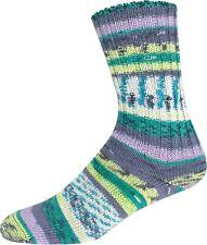 Wollpaket Sockenwolle Rellana Fl.Socke Bambus Merino Emotion 6x100g mulesingfrei