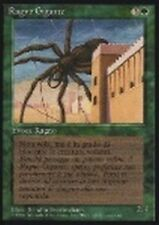 2x Ragno Gigante - Giant Spider FBB MTG MAGIC Revised Italian PL