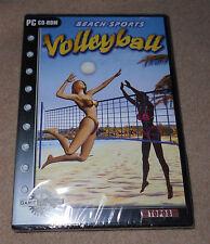 Volleyball Beach Sports Pc Cdrom