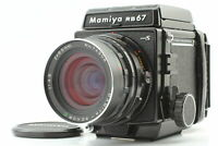 [MINT] Mamiya RB67 Pro S Camera Sekor C 65mm F4.5 Lens 120 Film Back From JAPAN