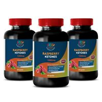 Potent Ingredients - Raspberry Ketones Lean 1200mg - Diet Pill - 3 Bot 180 Ct