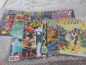 The Flash Comic Bundle Issues #136,#137,#139-#150: 14 Comics (DC Comics)