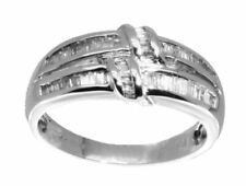 0.41ct Diamond Ring in 10K White Gold