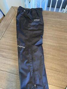 CCM Team Ice Hockey Adult Medium Tactical Cool Pant warm up black suit
