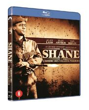 SHANE (1953 Alan Ladd)   BLU RAY - Sealed Region B