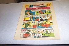 COMICS THE OVERSEAS WEEKLY 4 SEPTEMBER 1960 BEETLE BAILEY THE KATZENJAMMER KIDS