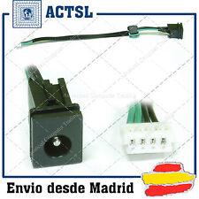 CONECTOR DC JACK   2.5mm TOSHIBA Satellite C650, L505, L505D  (Con Cable)