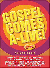 Gospel Comes A-Live - Vol. 1 (DVD, 2004)