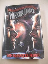 """1ST ED """"MIRROR DANCE"""" BY LOIS McMASTER BUJOLD! FN/FN 1994 HUGO WINNER!"""