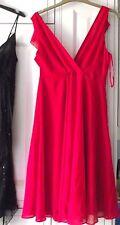 FASHION UNION - RED GORGEOUS DRESS - SIZE 14 - BRAND NEW