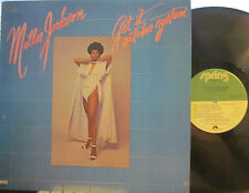 ► Millie Jackson - Get It Out'cha System  (Spring 1-6719) (leggy pic!)