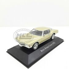 1/43	BUICK RIVIERA COUPÉ 1972 V8 250CV MEMORABLES MEXICO ALTAYA