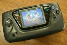 SEGA Game Gear 2110 Handheld Bundle with Sonic Triple Trouble Game