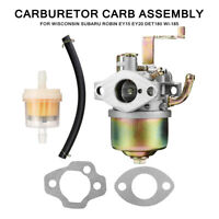 Carburetor Fit For Wisconsin Subaru Robin EY20 EY15 DET180 WI-185 Generator Carb