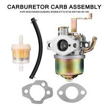 Carburetor Fit For Wisconsin Subaru Robin EY20 EY15 DET180 WI-185 Generator Carb