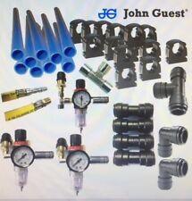 John Guest-Workshop Air Line Starter Kit-Air Line Fittings-9m Kit-PCL Style