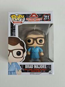 Funko Pop! Vinyl The Rocky Horror Picture Show Brad Majors #211 Vaulted