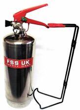 2kg Dry Powder ABC Fire Extinguisher Home Office Car Vans Kitchen Wall Bracket