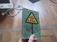 MICHEL DUCHEMIN une passe par jour 1953 couv  jacques faizant desclee de brouwer