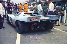 Jo Siffert & Brian Redman Gulf Porsche 917 K Le Mans 1970 Photograph 1