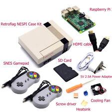 1set NESPI CASE  Retroflag Case kit for Raspberry Pi 3  2  B