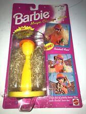 Barbie Magic Change Hair 1993 Blonde WIG & HAT # 68090 Hip Hop Dancer Style