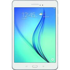 Samsung Galaxy Tab A SM-T350NZWAXAR 8-Inch Tablet (16 GB, White)