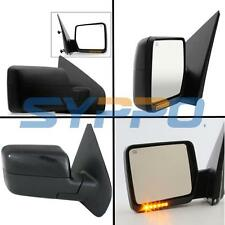 For 04-06 Ford F150 Pickup Power Heated Signal Side View Mirrors LH+RH Pair