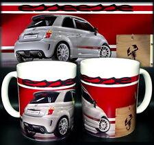 tazza mug FIAT 500 ABARTH ESSEESSE scodella ceramica