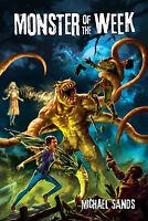 Monster of the Week RPG - Core Rulebook