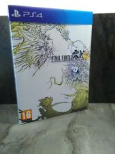 PS4 : FINAL FANTASY Type-0 Edition COLLECTOR - Comme NEUF