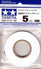 Tamiya 87179 Masking Tape for Curves 5mm X 20m