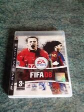 FIFA 08 Sony Playstation ps3 Spiel