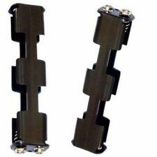 2 each Garrett Aa Battery Holder for Gta, Gtax, Gtx, Gtp & Gti Metal Detector