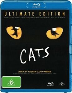 Cats [New Blu-ray] Australia - Import