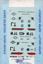 SuperScale Decals 1:32 F-16 Falcons TFW-401, TFS-614  CO #32-96