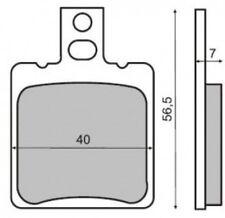 225100010 RMS Pair brake pads REAR GILERAXR1 1251251988>