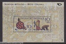 SWEDEN - 2004 Nordic Mythology MS - UM / MNH